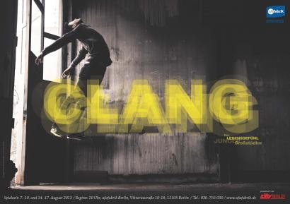 Clang_PLakat